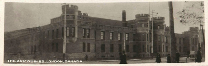 RCL-The Armouries, London, Canada;